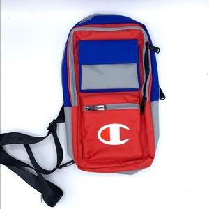Champion Single Strap Crossbody Bag.  Brand New.